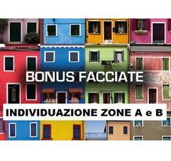Bonus facciate – Zone A e B – Comune di Modena